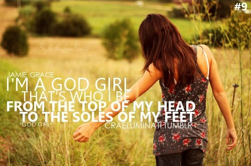Girl Of God