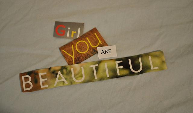 NationalTellAGirlSheIsBeautifulDayYour Beautiful Quotes For Girls