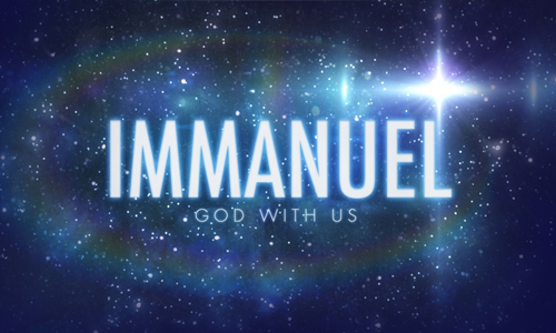 Immanuel-God-With-Us