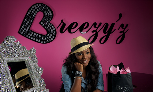 Brelyn Freeman: Breezy'z Boutique Founder, Encouraging Women to Love God, Themselves, and Others