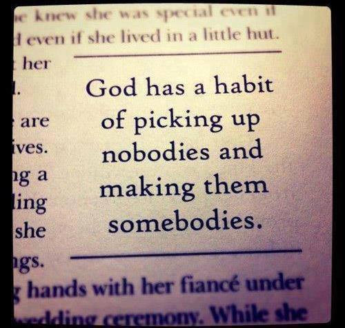 God's Nobodies