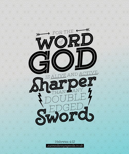 Sword In The Bible Quote: The Virtuous Girls