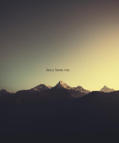 Jesus-loves-me